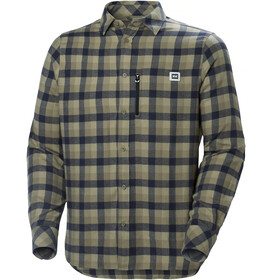 Helly Hansen M's Lokka LS Shirt Fallen Rock Plaid